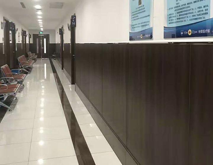 防水冰火板-牆面裝飾效果